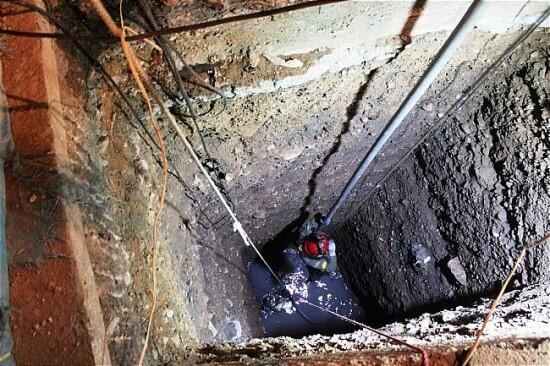 تخلیه چاه در تهران